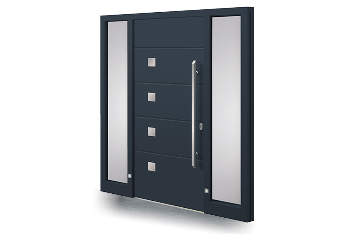 aluminijumska vrata alu stolarija 2
