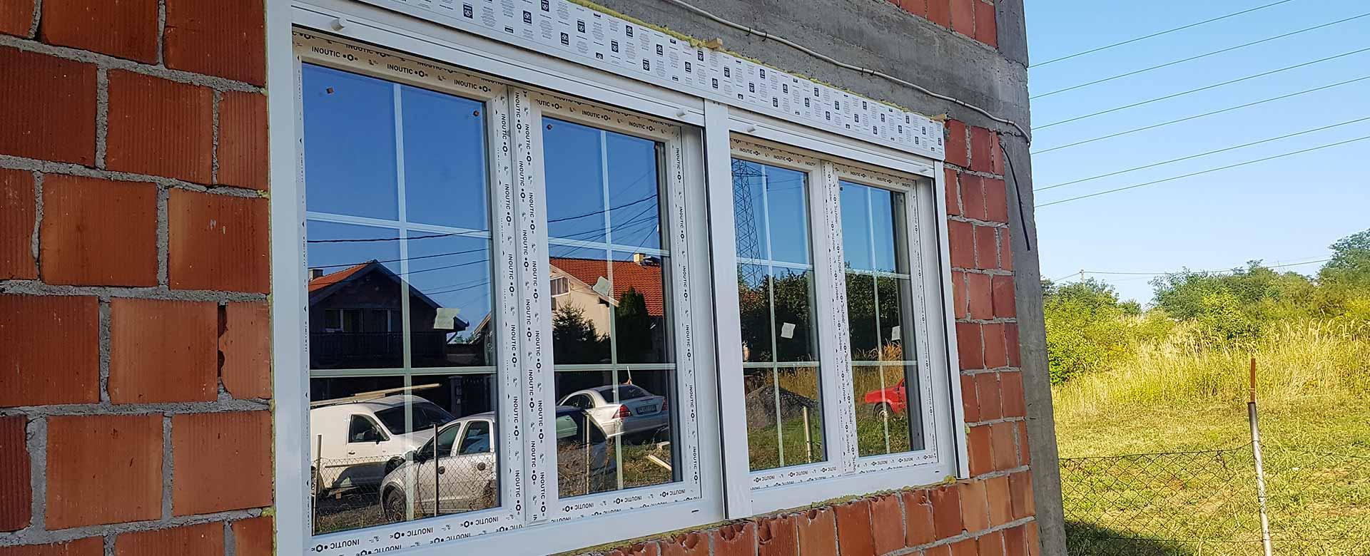 ugradnja pvc stolarije pvc prozori vrata 1