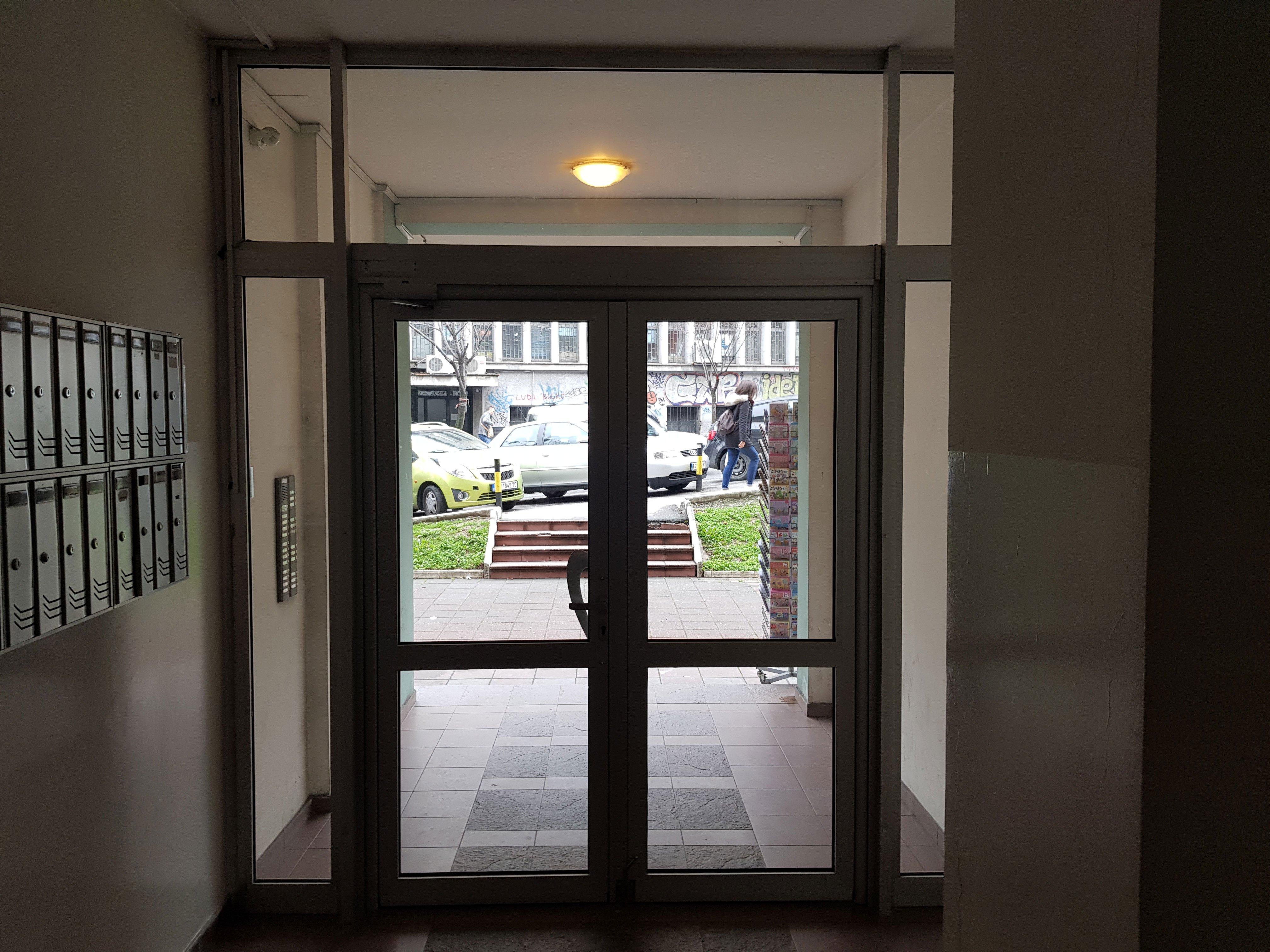 alu stolarija ulazna vrata 2