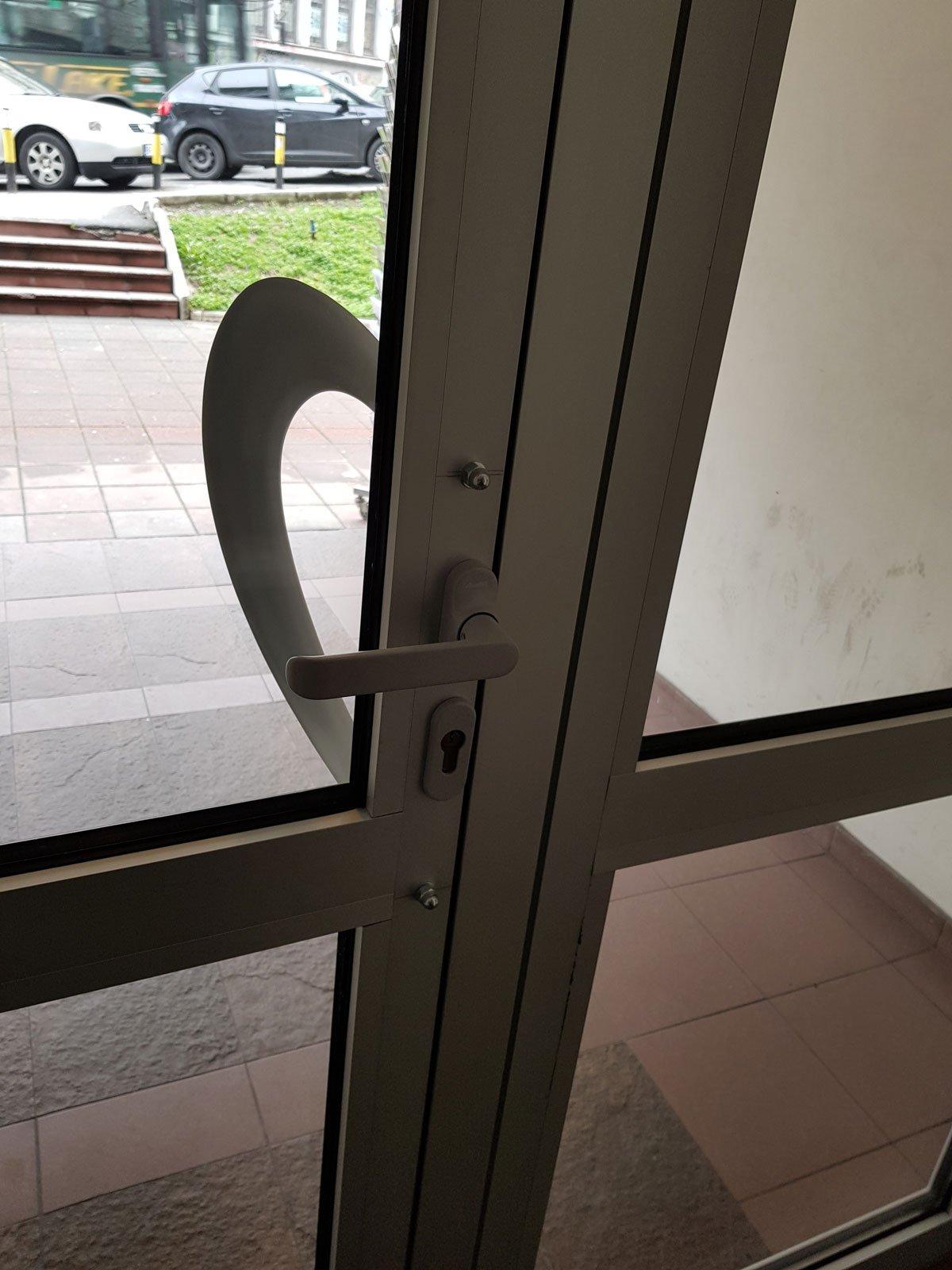 alu stolarija ulazna vrata 4