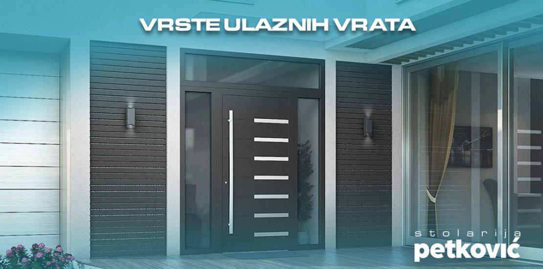alu pvc ulazna vrata