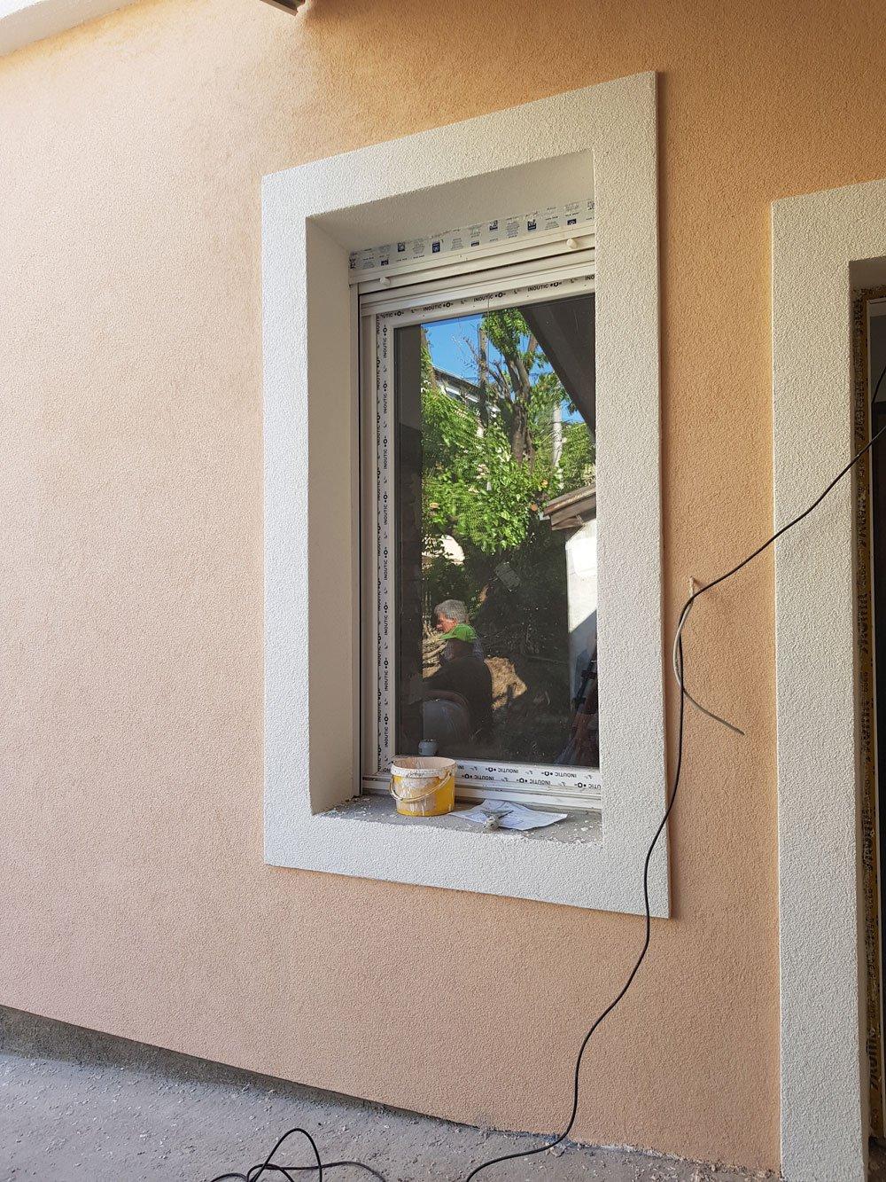 pvc prozori za kuću na zvezdari